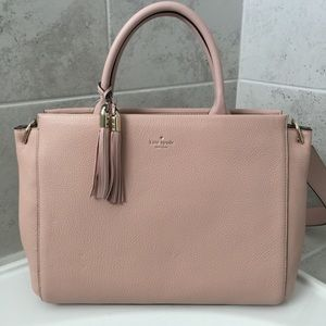 NEW!  Kate Spade ATWOOD PLACE LARSON SATCHEL